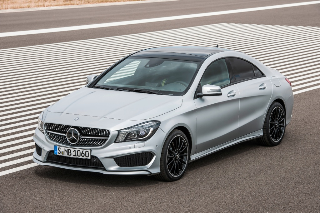 Thereu0027s No Stopping The German Three Pointed Star Company In Their  Ever Increasing Product Offering. The Mercedes Benz CLA Is Yet Another New  Addition, ...