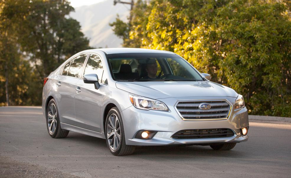 Hot Review Subaru Legacy 3 6r S Cvt