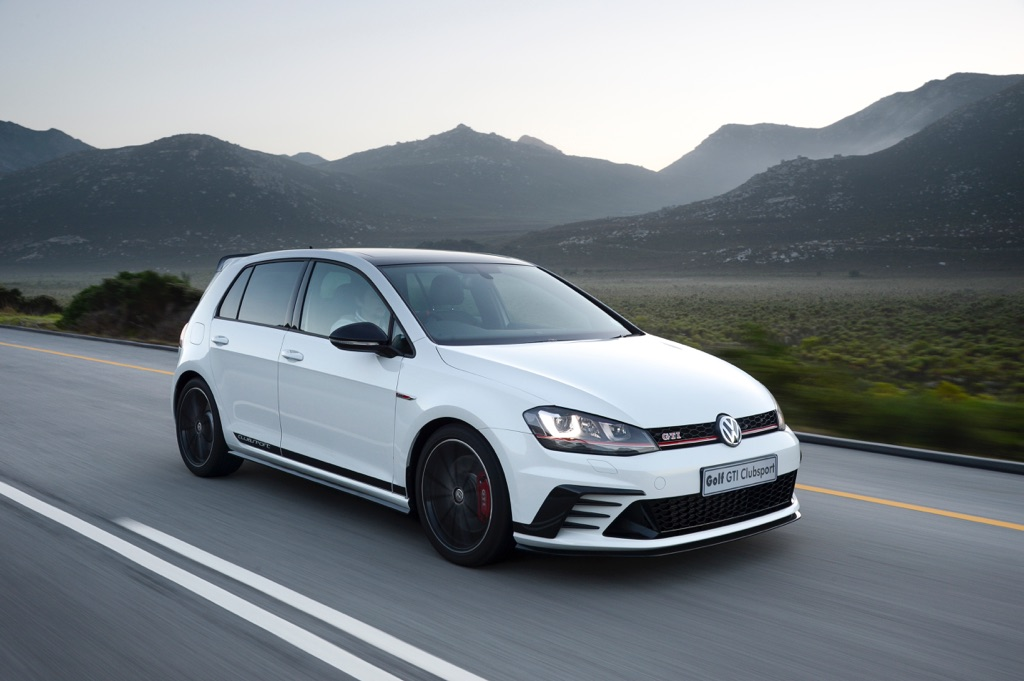 Hot Review Volkswagen Golf Gti Club Sport Dsg Kasibiz
