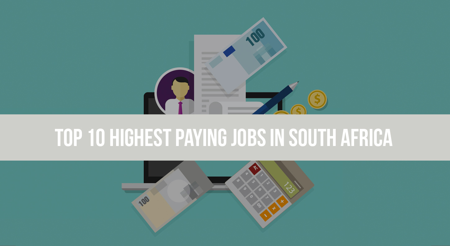 How to get a job in high-paying jobs In what sphere is the highest paid job